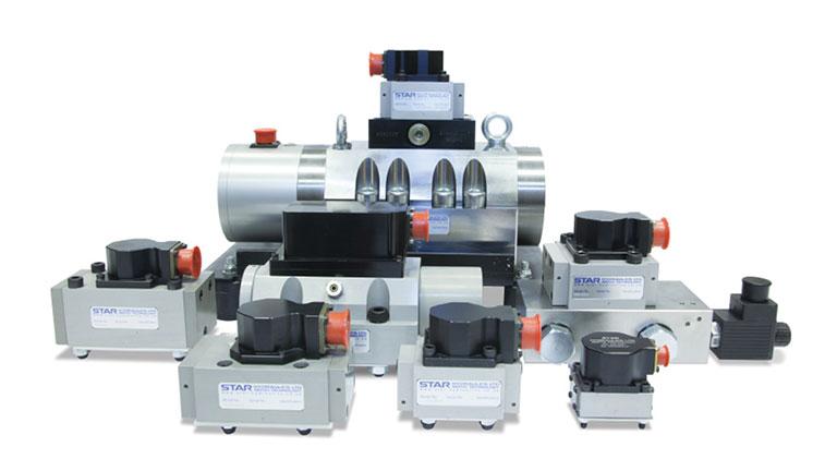 Star Hydraulics Servo Technology